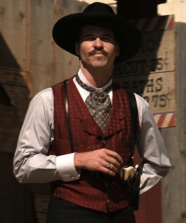 val kilmer doc holliday